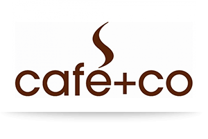 cafe+co Sticky Logo